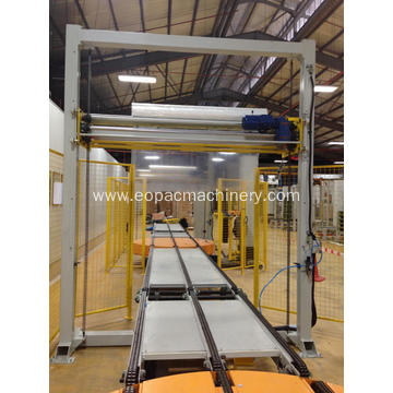 Automatic Pallet Top Sheet Dispenser